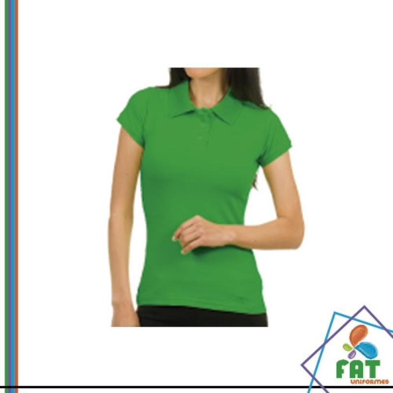 Camisa Polo Bordada Preço Jurubatuba - Camisa Polo Empresa