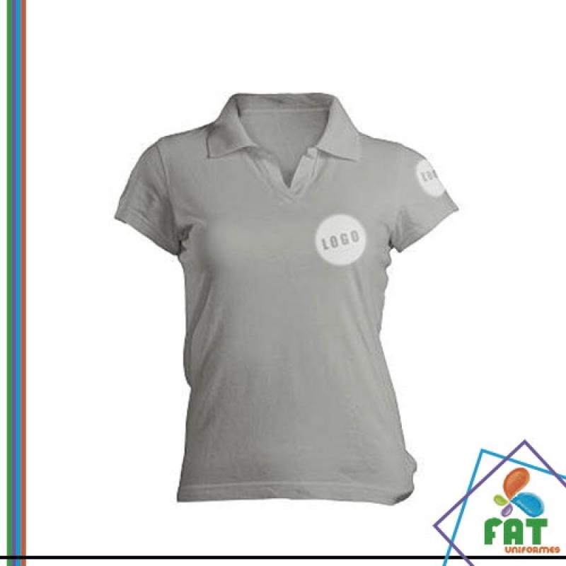 Camisa Polo Masculina Cursino - Camisa Polo no Atacado - Arte Uniformes 755a1db7af186