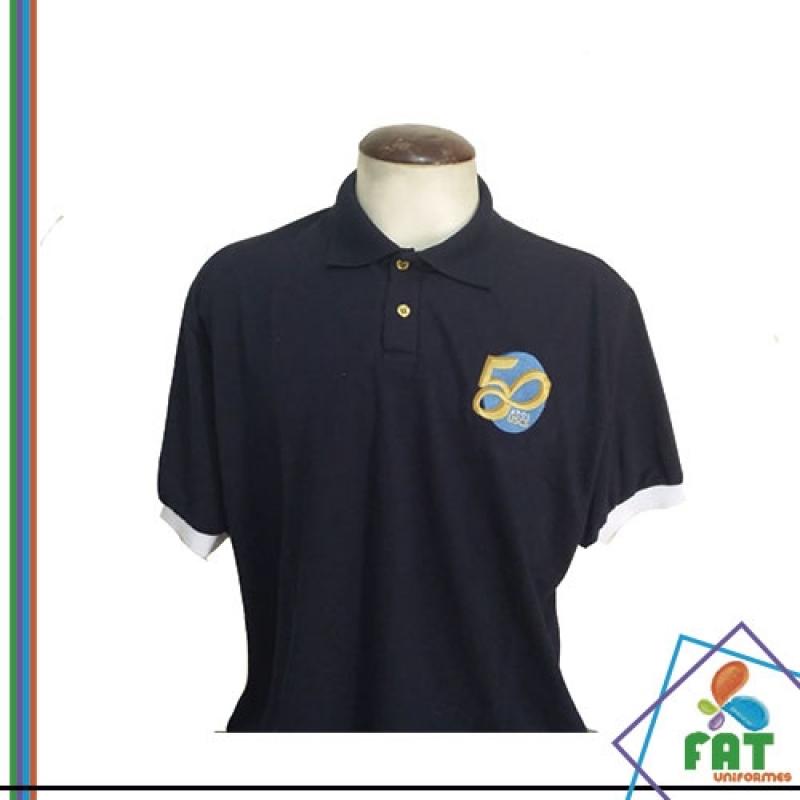 Camisa Polo Lisa Atacado - Arte Uniformes 1a441aebeab90