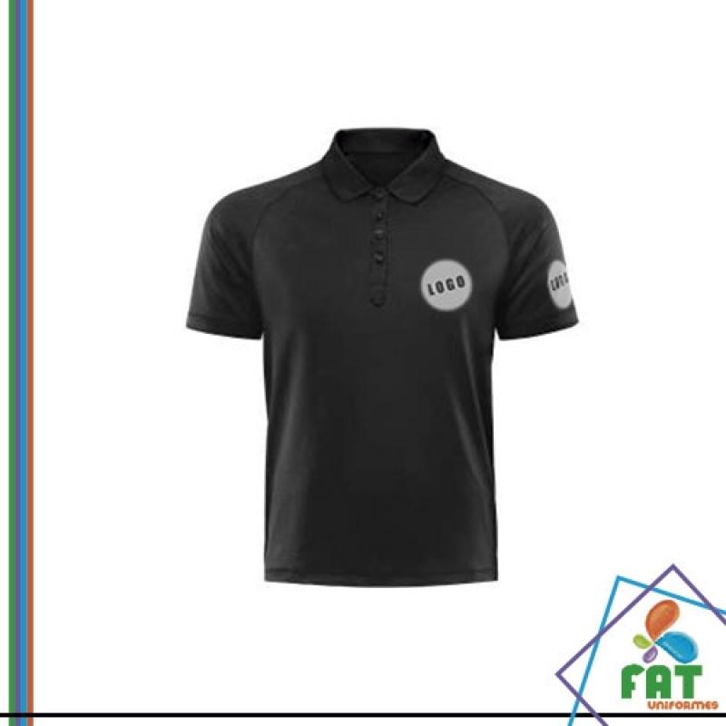 Camisas Polo Empresa Parque Anhembi - Camisa Polo Personalizada