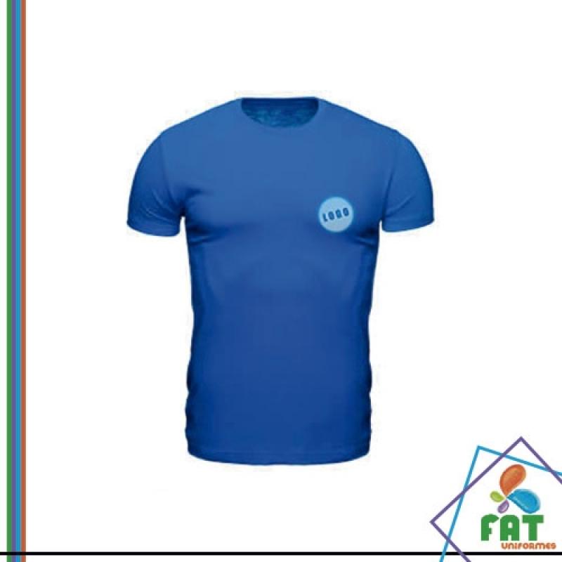 Camiseta Estampada Pacaembu - Camiseta Personalizada Uniforme