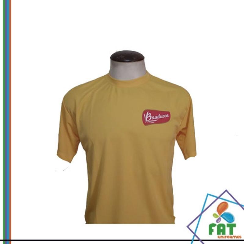 Camiseta para Empresa Jardim Ângela - Camiseta Personalizada Atacado