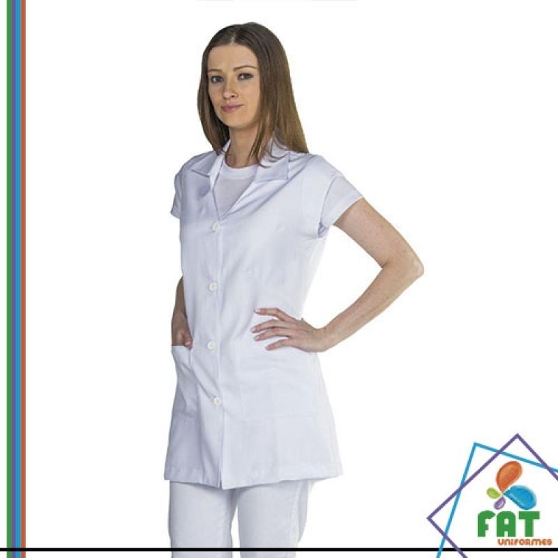 Jaleco Enfermagem Preço Jardins - Jaleco de Médico