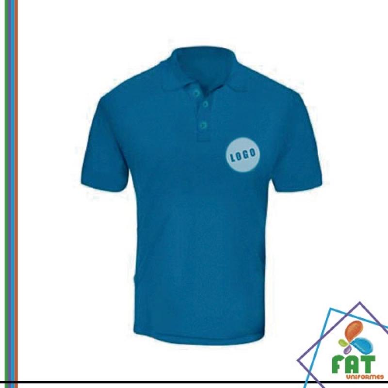 Onde Encontro Camisa Polo Empresa Vila Clementina - Camisa Polo Empresa