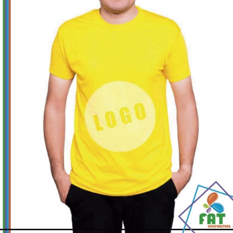 Onde Encontro Camiseta Personalizada Atacado Pompéia - Camiseta Bordada