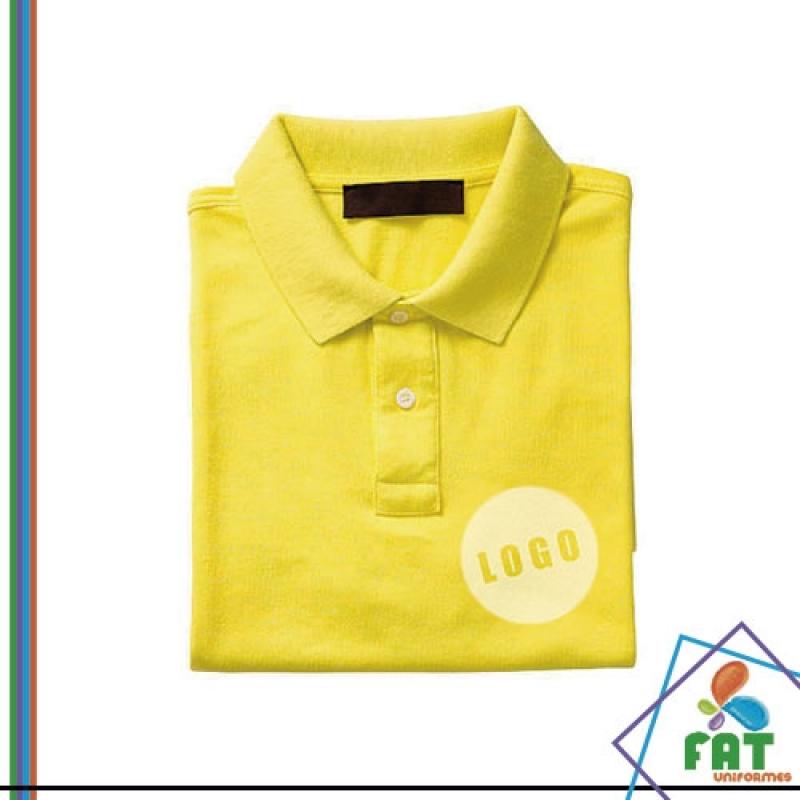 Onde Vende Camisa Polo de Algodão Jockey Club - Camisa Polo Empresa