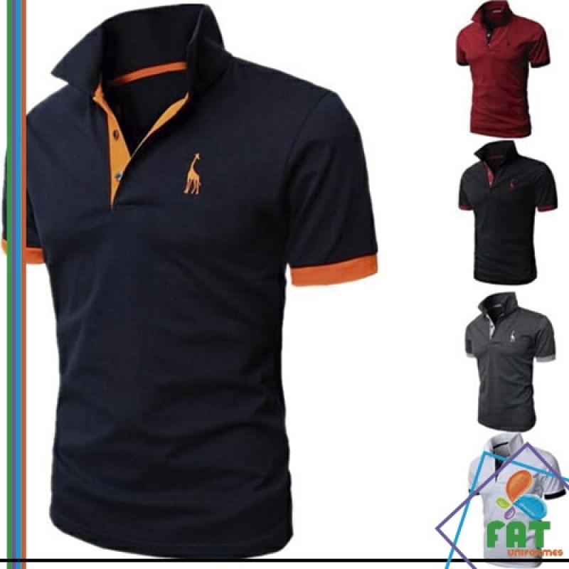 98d0bad0b Onde Vende Camisa Polo Personalizada Perus - Camisa Polo Bordada ...