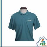camisa polo com bolso preço Vila Pirituba