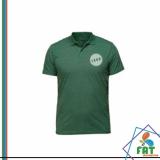 camisa polo de algodão preço Vila Gustavo