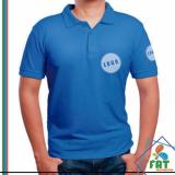camisa polo empresa Parque São Rafael