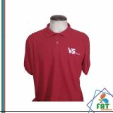 camisa polo feminina branca preço Nova Piraju