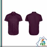 camisa uniforme social masculino valor Caiubi