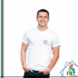 camiseta personalizada de corrida Cambuci