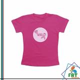 camiseta personalizada preço Vila Mariana