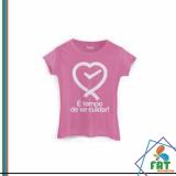 camiseta personalizada uniforme preço Parque Morumbi