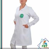 jaleco branco feminino preço Roosevelt (CBTU)