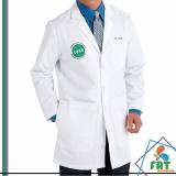 jaleco dentista preço Vila Esperança
