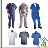 onde vende uniforme profissional industrial Jd da Conquista