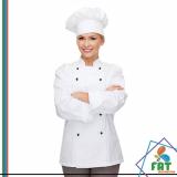 uniforme profissional cozinha Sacomã
