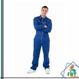 uniforme profissional macacão Vila Mazzei