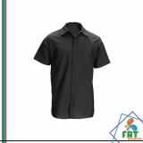 uniforme social masculino camisa Parque Colonial