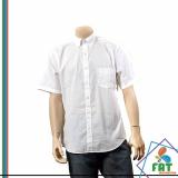 uniforme social masculino com logo Jardim Monte Verde