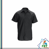 uniforme social masculino com logomarca Vila Gustavo