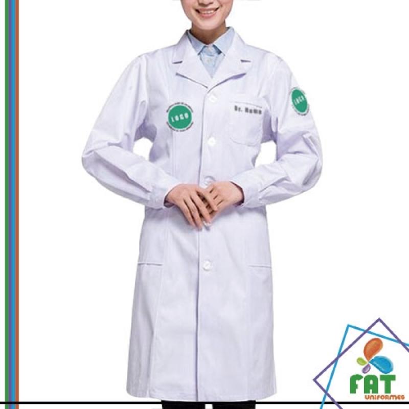 Uniformes Profissionais Hospitalares Glicério - Uniforme Profissional com Faixa Refletiva
